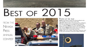 The 2015 Best of Nevada awards publication.