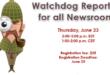 OMC Watchdog reporting